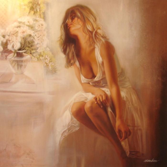 Собственное представление о красоте. Talantbek Chekirov 19