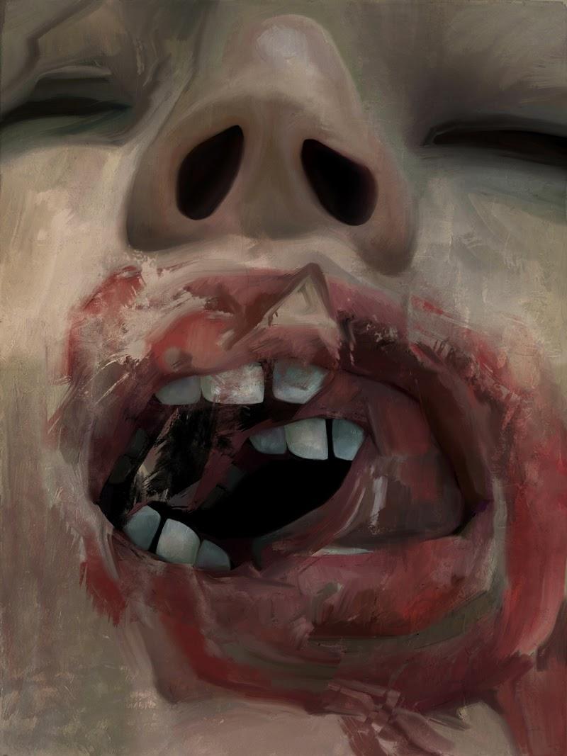 Dark Art by Kim Jakobsson from Sweden