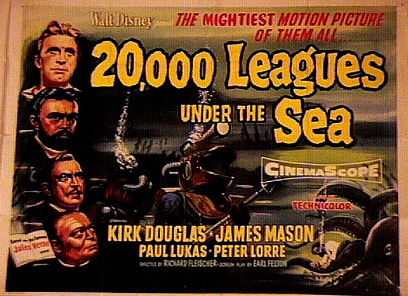 20000 leagues under the sea 1954 free download