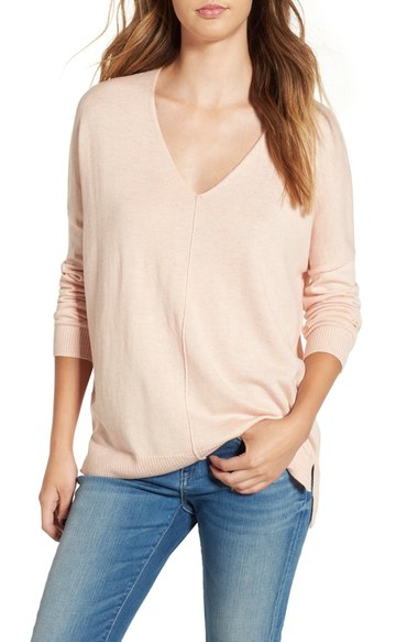 Leith V Neck Sweater