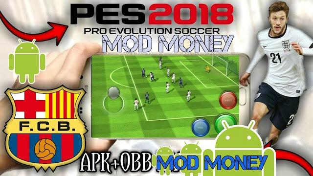 Download PES 2018 Update - Pro Evolution Soccer Mod Apk Data