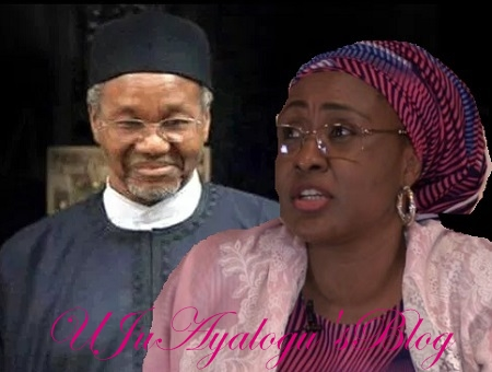 "LEAKED TAPE Exposes Aso Rock Cabals Label The President's Wife, AISHA BUHARI ""The Suicide Bomber From Yola"""
