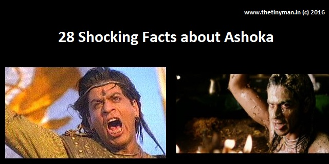 28 Shocking Facts about Ashoka