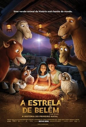 Capa Filme A Estrela de Belém - Legendado  torrent download