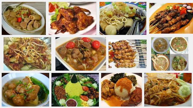 Obyek Wisata Kuliner yang Enak di Jalur Banjar dan Ciamis