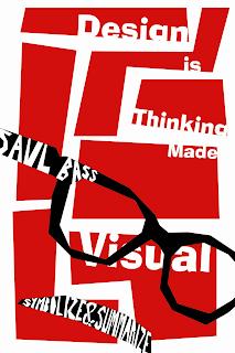 Cartel clásico  de Saul Bass.