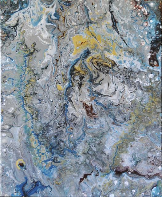 Peinture acrylique par Mercedes Lafuente