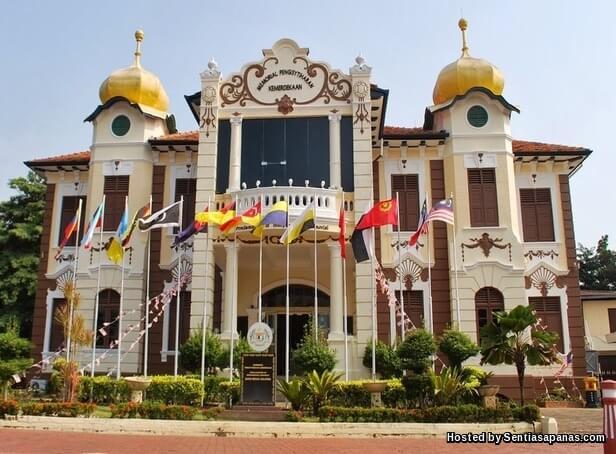 Bangunan Kelab Melaka