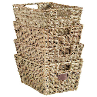 seagrass basket set