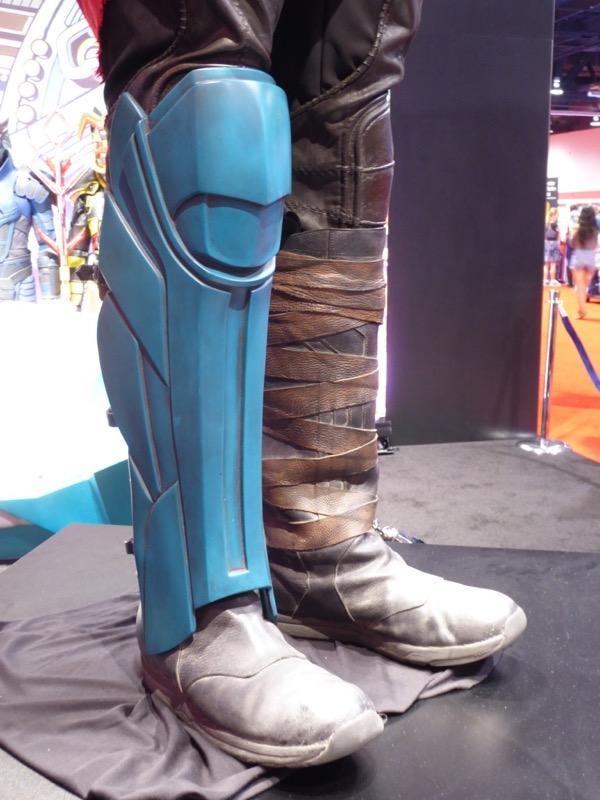 Thor Ragnarok costume boots