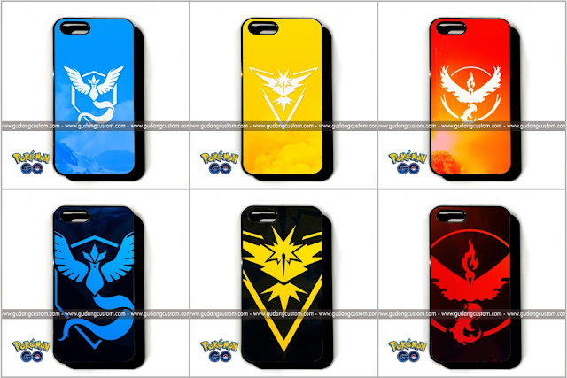 Katalog Customcase pokemon