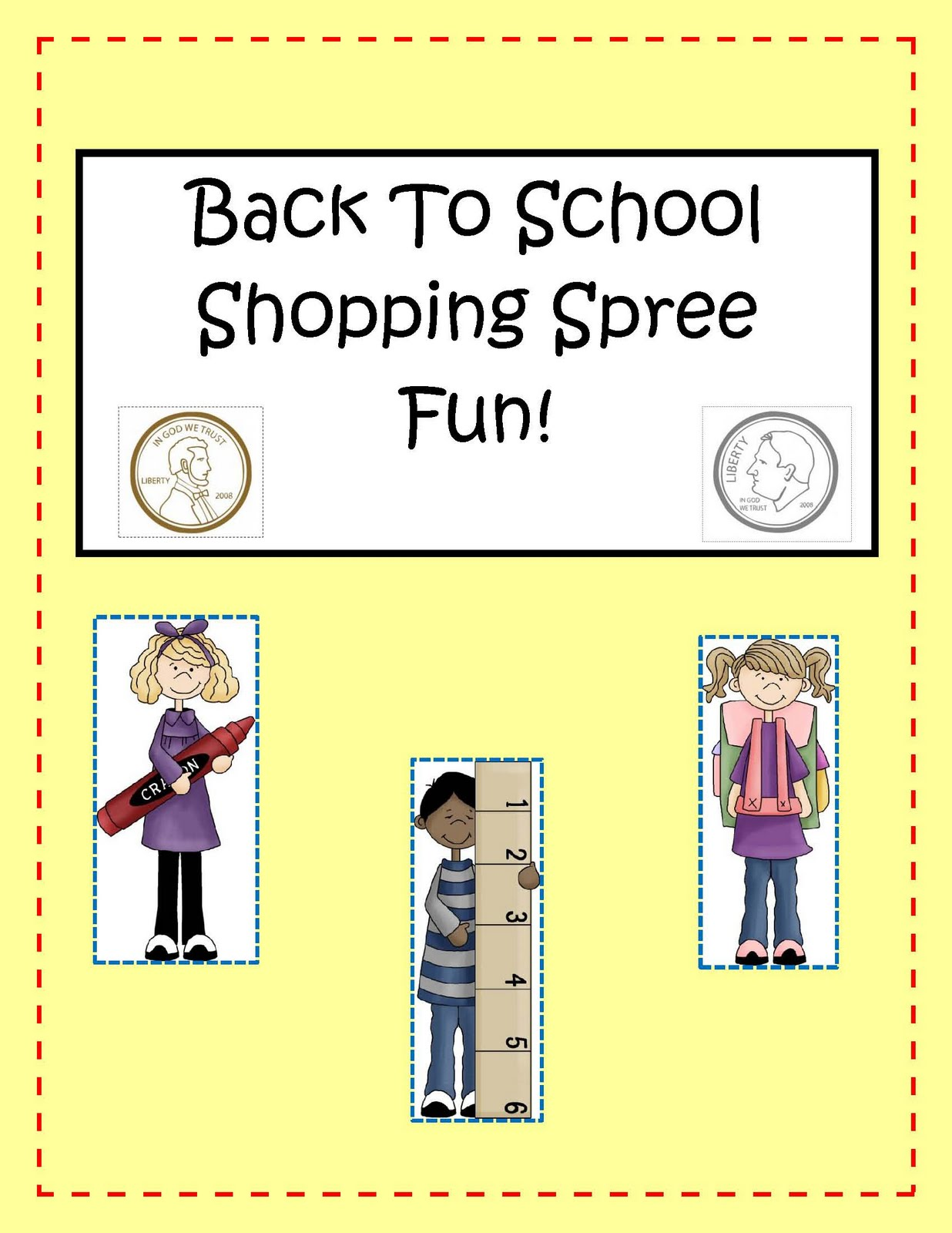 Little Miss Middle School Elementary Back To School