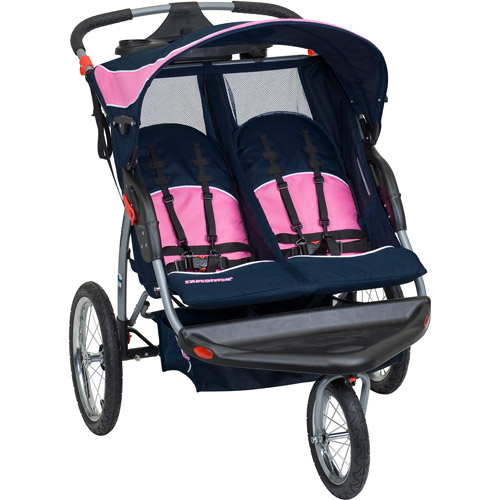 Baby Trend Expedition Double Jogging Stroller Review