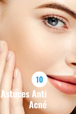 Remèdes contre l'acné