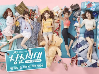 Age of Youth (K-Drama) - Episódio 01