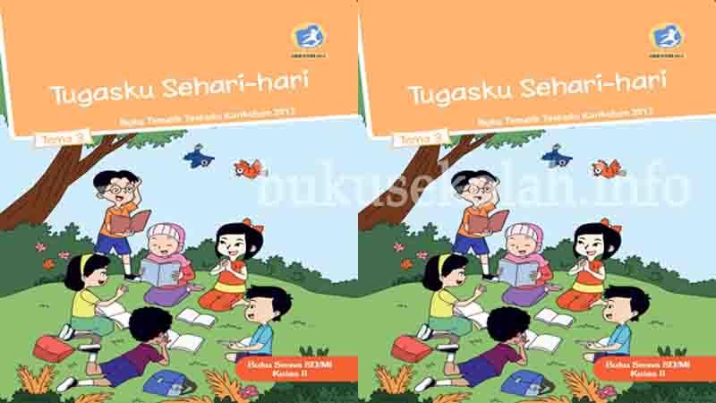 Buku Guru Kelas 3 Sd K 13 Semester 2 Revisi