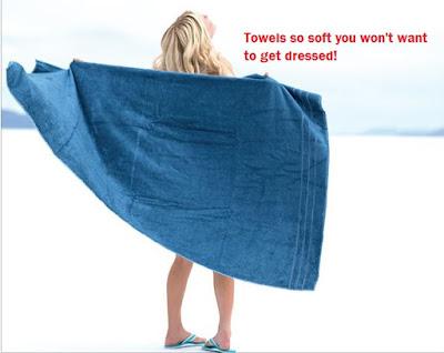 bamboo towel image