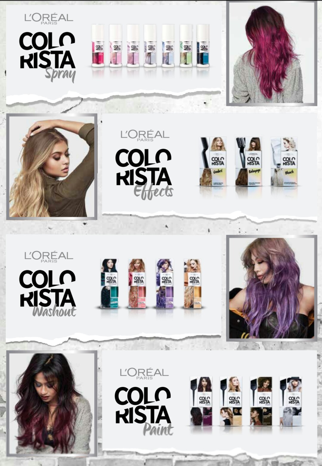 Conchic Blog Colorista L Oreal Paris
