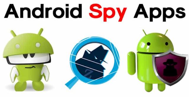 Aplikasi Untuk Memantau, Melacak dan Menyadap Semua Kegiatan di Android