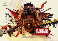 Darbar First Look Poster 2