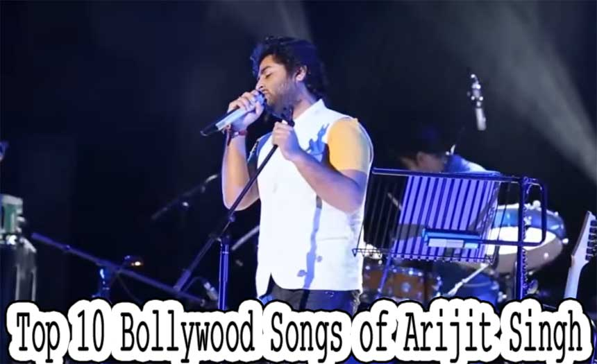Top 10 Most Popular Bollywood Singers of 2017 - Arijit Singh