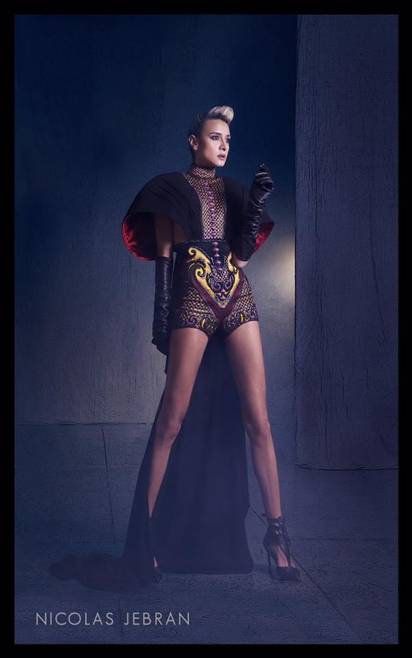 Divinos outfits de moda | Colección Nicolas Jebran