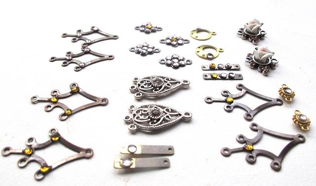 onderdelen voor juwelen
