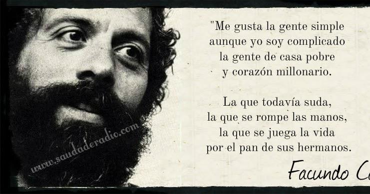 Me gusta la gente simple - Facundo Cabral