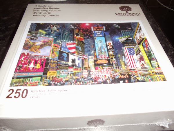 New York Times Square II Jigsaw