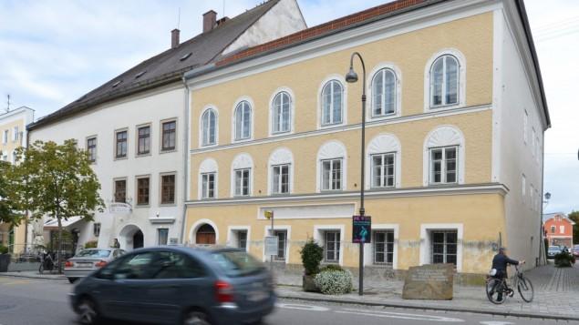 Casa donde nació Adolf Hitler