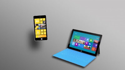 Microsoft Smartphone and Surface