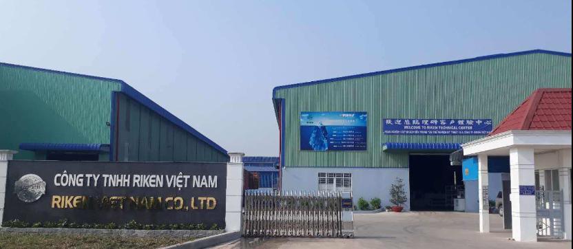 Công Ty TNHH RIKEN Việt Nam tuyển dụng nhiều vị trí