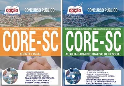 Apostila CORE-SC 2017
