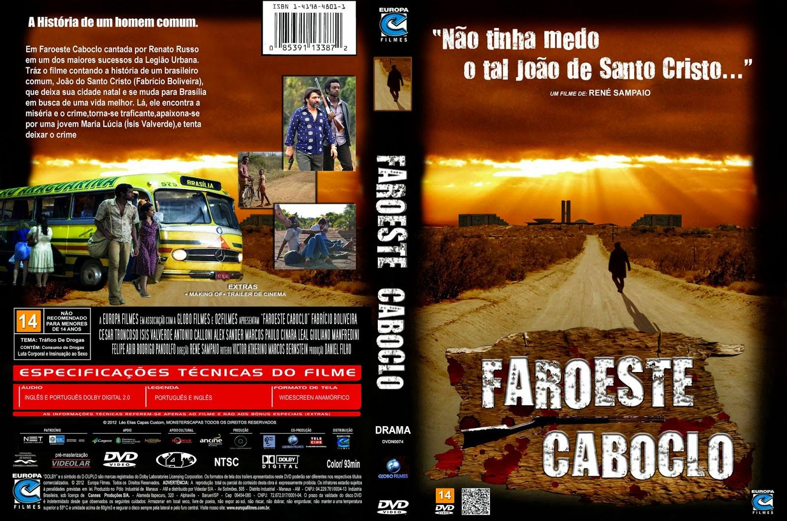 Faroeste Caboclo - JungleKey pt Imagem