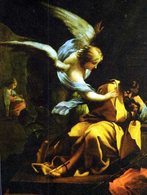 Angel Appeared To Joseph In A Dream Craft