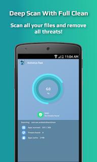 تحميل تطبيق Antivirus Fast & Safe Boost™ للحماية من الفيروسات الضارة