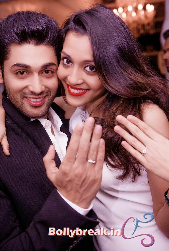 Ruslaan Mumtaz and Nirali Mehta, Real Life Couples of Indian TV