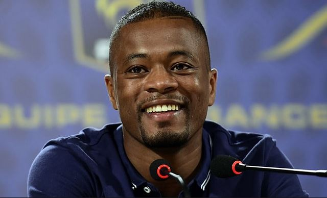 West Ham Complete Signing Of Patrice Evra