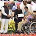 राष्ट्रपति ने प्रदान किए डा. अम्बेडकर राष्ट्रीय पुरस्कार