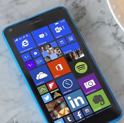 Harga dan Spesifikasi Microsoft Lumia 550