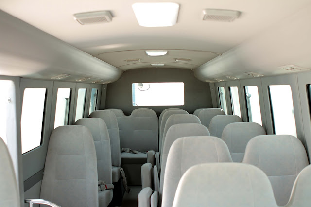 coaster interior