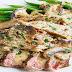 Mushroom And Peppercorn Crusted Steak In A Creamy Brie Mushroom Sauce Recipe