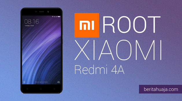 How To Root Xiaomi Redmi 4A And Install TWRP Recovery