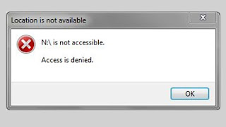 حل مشكل عدم القدرة على فتح بارتشن أو القرص المقفل بدون برنامج في الويندوز 7 8.1 10