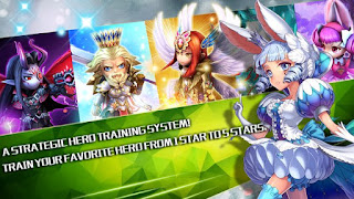 Cheats Download Hero Legends - Strategy RPG APK Mod Terbaru