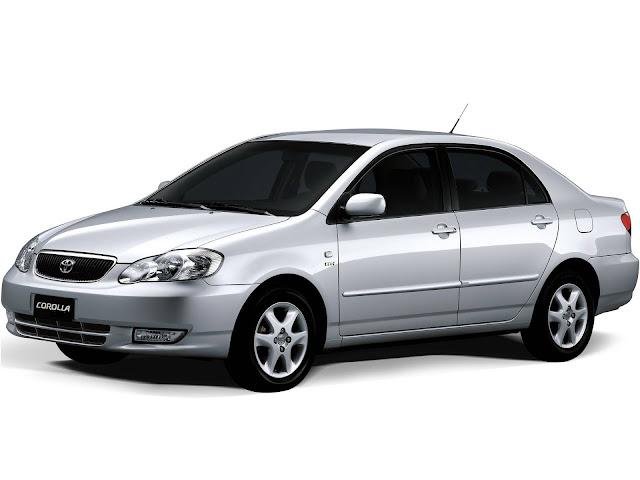 Toyota Corolla SE-G 2003