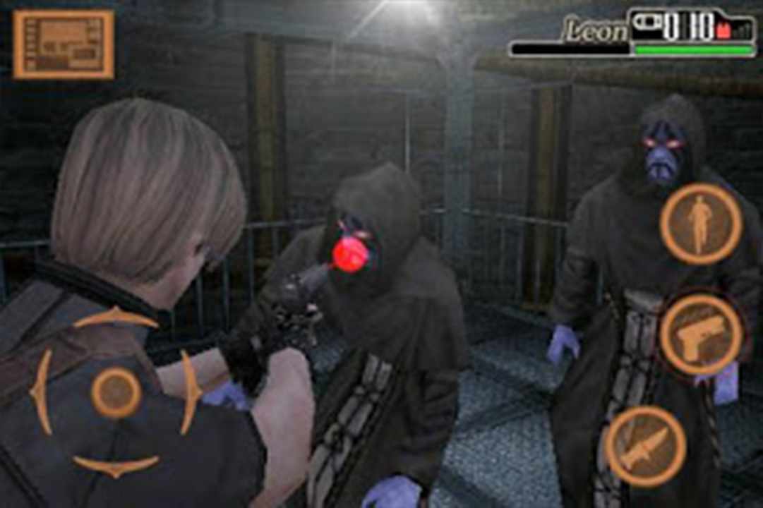 Download Biohazard 4 Mobile (Resident Evil 4 Android) Mod