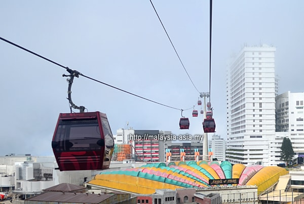 Skyway Cable Car Genting