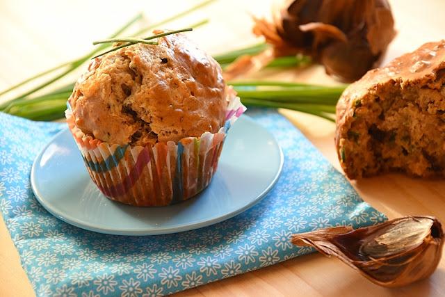 muffins ail noir