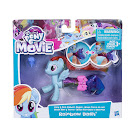 My Little Pony Land & Sea Fashion Style Rainbow Dash Brushable Pony